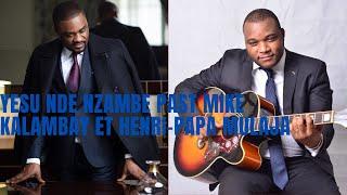 "FR Mike Kalambay feat Fr Henry Papa ""Yesu nde NZAMBE "" (clip officiel 2014 )"