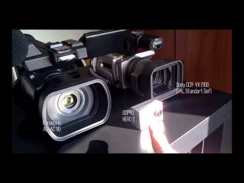 Panasonic AG AC90 - Gear Review 32
