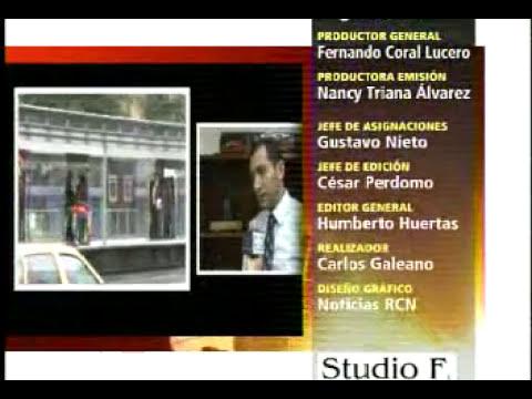 Super Gran Colada en el transmilenio del colegio Camilo Torres