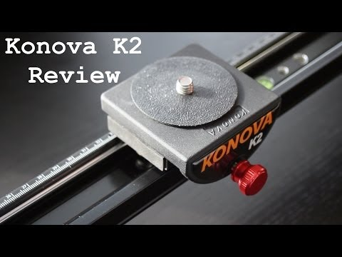 Konova K2 Slider Review!