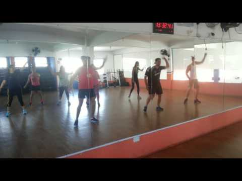 Filhos de Jorge - Ziriguidum Coreografia (Troupe Dance)