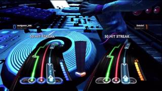 DJ Hero 2: 2013 Expert League Tournament - (MadGamer vs. Dale2e1)