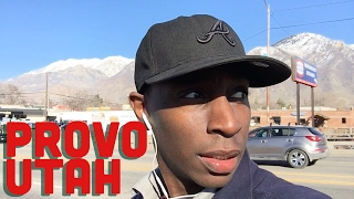 Most Truckers Don't Wash Visiting Provo Utah