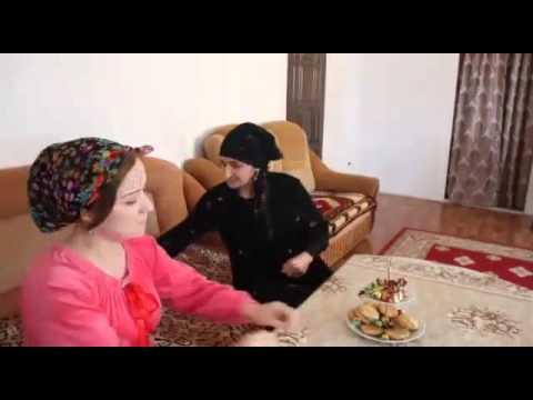 Кумыкская песня. Шуточная. Невестка и свекровь. Дагестан. Кумыки поймут