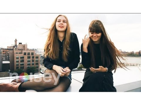 First Aid Kit - &quot;Emmylou&quot; - Noisey Acoustics - Episode 1 - Part 2/2