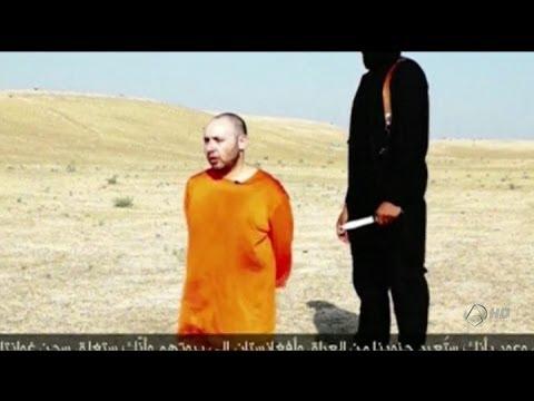 El Estado Islámico difunde un vídeo con la supuesta ejecución del periodista Steven Sotloff