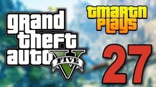 Grand Theft Auto 5 - Part 27 - Cargo Ship Heist (Let's Play / Walkthrough / Guide)