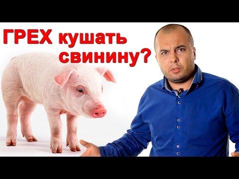 Почему можно есть свинину христианам