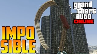 NOOOO!! IMPOSIBLE! - Gameplay GTA 5 Online Funny Moments (Carrera GTA V PS4)