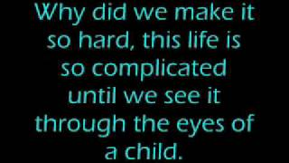 Reamonn - Through The Eyes Of A Child (lyrics)