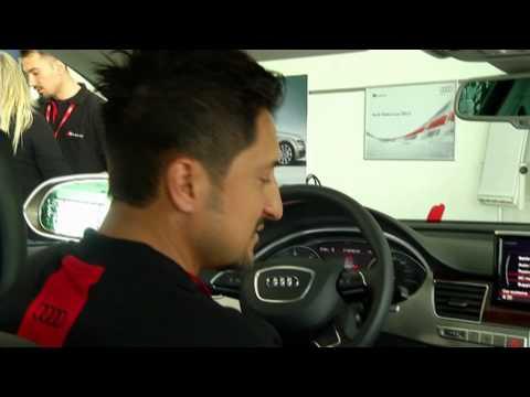 Audi sales cup