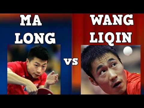 MA LONG vs WANG LIQIN (2009 Pro-tour Qatar/SF/Table tennis/Full M-Short F/Ma Long vs Wang Liqin)