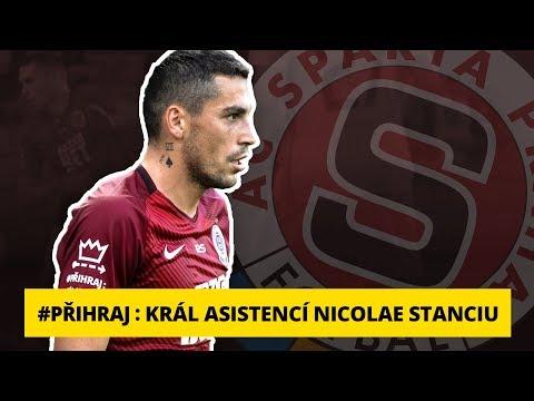 Přihraj:Král asistencí Nicolae Stanciu: V 15 se bál, že jeho fotbalová kariéra skončila