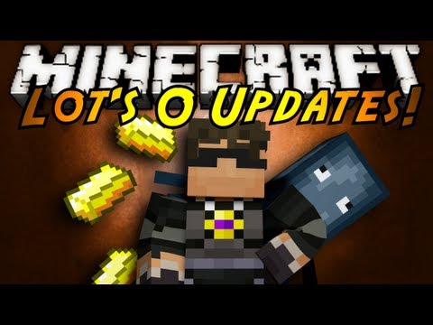 Minecraft: UPDATES! (T-Shirts, PAX East, Servers, and More!)