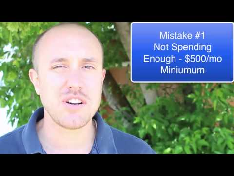 3 Mistakes Carpet Cleaners Make With Google Adwords Pay Per Click