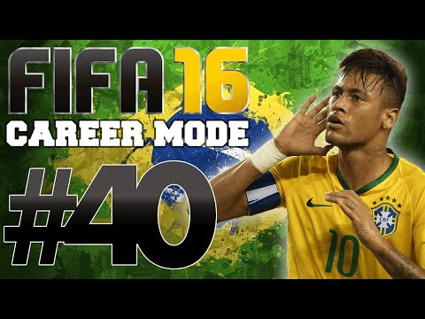 FIFA 16   Bundesliga Career Mode   #40   Confederations Cup With Brazil