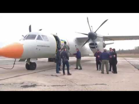 فيديو: أول رحلة جوية لطائرة AN-132 العسكرية السعودية