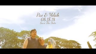 Pao + Ydah | Save The Date | 8.18.18