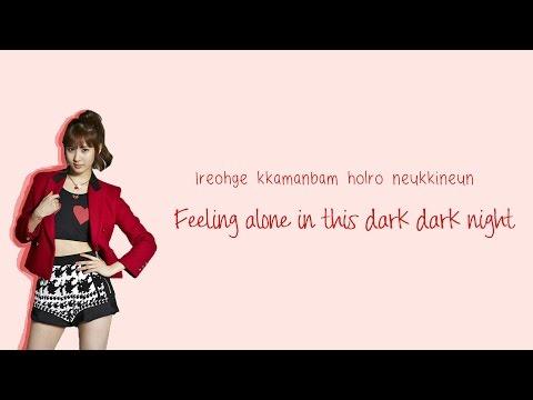 Girls' Generation SNSD (소녀시대) Into the New World Color Coded Lyrics (Eng sub & Kor Rom)