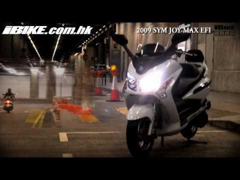 2009 SYM JOY-MAX 300 EFI @ iBike