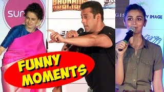 Bollywood Celebs V/s Media - Top Funny Moments (2015)