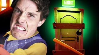 WTF IS IN THE BASEMENT? (Hello Neighbor)