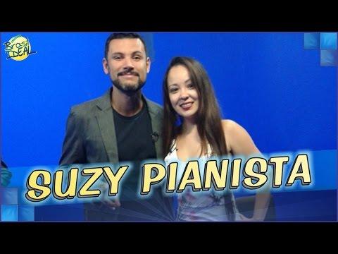 SUZY PIANISTA CONTA PORQUE TOCOU NUA NO YOUTUBE | Temp. 2015 |