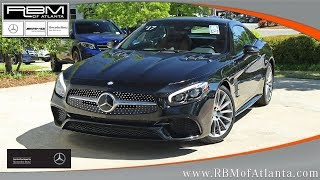 Used 2017 Mercedes-Benz SL SL 450 Roadster ATLANTA, GA U14981