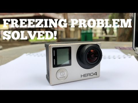 [TUTORIAL] GOPRO WON'T TURN ON (DEAD): How to fix. | HERO 3 & 4 Firmware Issue.