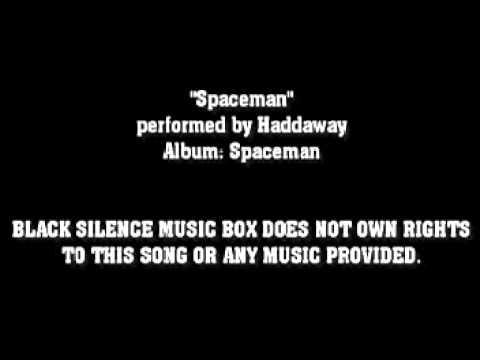Coprire immagine della canzone Spaceman da Haddaway