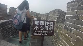 GREAT WALL OF CHINA - TRAVEL VLOG PT1