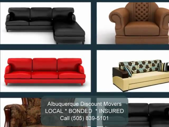 Albuquerque Discount Movers - The Moving Company of Moving Companies in Albuquerque.wmv