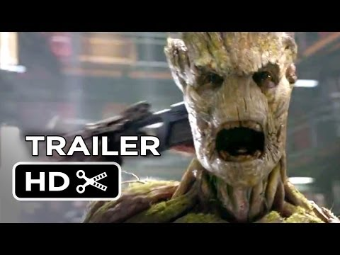 Guardians of the Galaxy TRAILER 1 (2014) - Chris Pratt, Zoe Saldana Movie HD