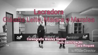 Zumba coreo Lacradora Cláudia Leite, Maiara e Maraisa