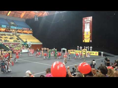 Marcha de Carnide Parte 1 - Meo Arena
