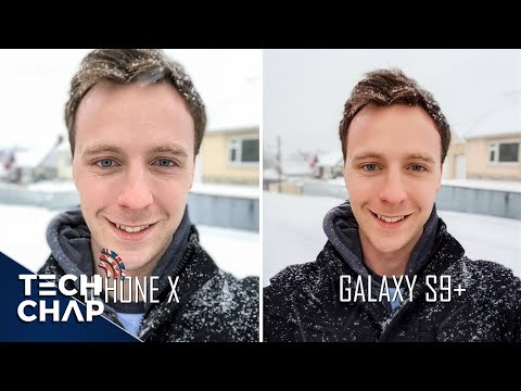 Samsung Galaxy S9 Plus vs iPhone X Camera Review   The Tech Chap