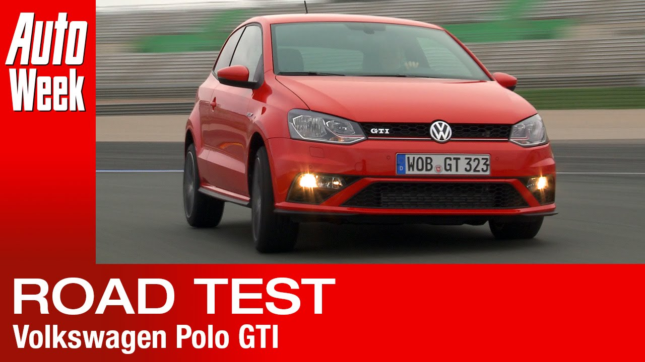 volkswagen polo gti road test youtube. Black Bedroom Furniture Sets. Home Design Ideas