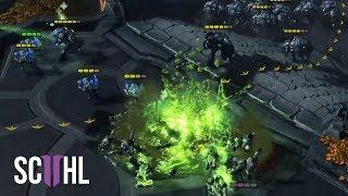DETONATE THE BANELINGS! - StarCraft 2: Taeja vs Serral