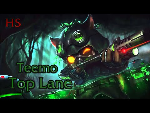 [Patch 5.15] Masters AP Teemo Top - SoloQ w. Commentary