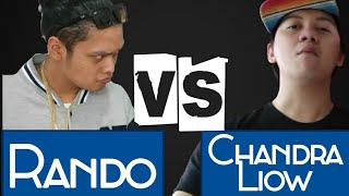 Chandra Liow Vs Rando Beatbox Battle