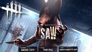 The Saw Chapter: DLC Trailer Reaction - Dead by Daylight
