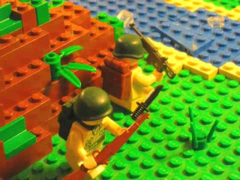 Lego World War 2 Random Little