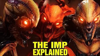 DOOM: ORIGINS - EVOLUTION OF THE  IMP EXPLAINED - DOOM LORE AND HISTORY EXPLORED