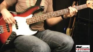 Funky Bass Lesson