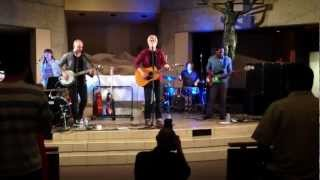 Matt Maher - All The People Said Amen (Live) March 16, 2013