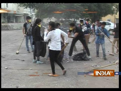 Swachh Bharat: After Effects Of Diwali Celebration Across India video