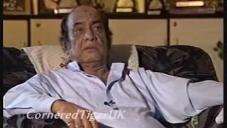 Mehdi Hassan Comments on Nusrat Fateh Ali Khan