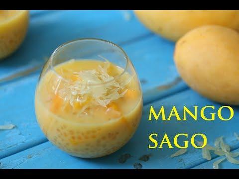 Mango Sago - Chè Xoài Bột Báng