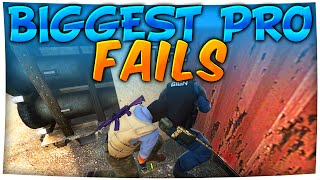 Cs Go  Biggest Pro Fails Ft Kennys Olofmeister Get Right Amp More