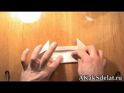 Видео как сделать из бумаги
